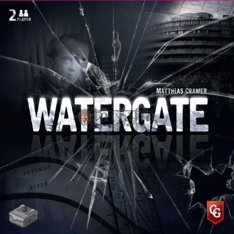Watergate - board game ENG