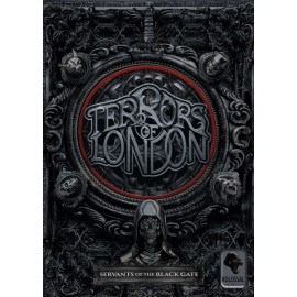 Terrors of London: Servants of the Black Gate Expansion-board game