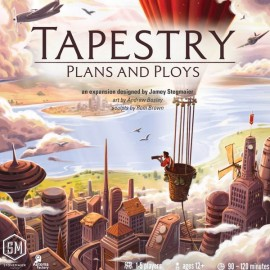 Tapestry: Plans and Ploys - board game