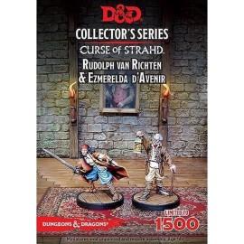 Curse of Strahd Ezmerelda D'Avenir & Rudolph Van Richte