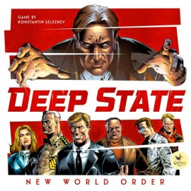 Deep State New World Order-board game
