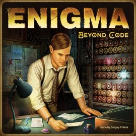 Enigma Beyond Code-board game