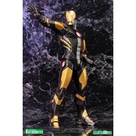 Marvel - Iron Man ARTFX+ Statue Black Gold