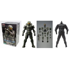 Halo Master Chief ARTFX + Statue