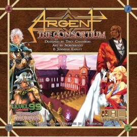 Argent: The Consortium (Boxed Board Game)