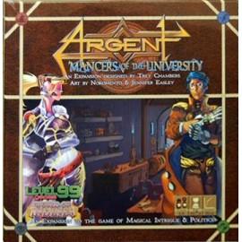 Argent: Mancers of the University Expansion