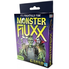 Monster Fluxx Single Deck