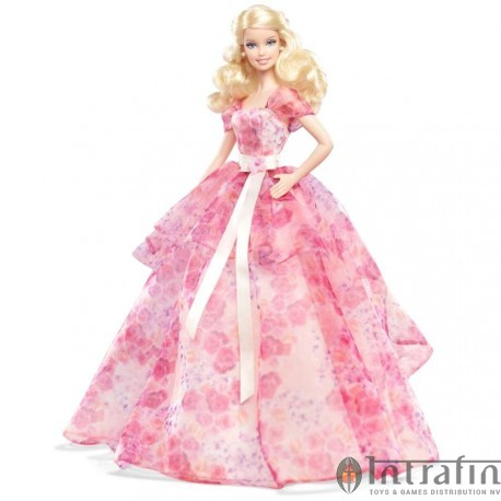 Barbie Birthday Wishes Deluxe