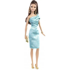 Barbie Red Carpet Green Dress