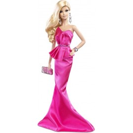 Barbie Red Carpet Pink Gown