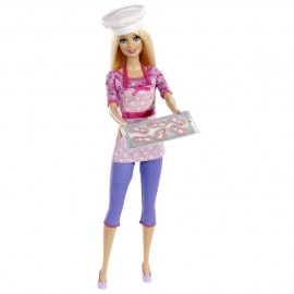 Barbie Careers Cookie Chef