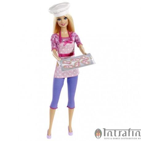 Barbie Careers Cookie Chef
