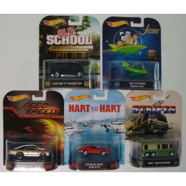 Hot Wheels Retro Assortment (16)