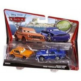 Cars 2 Character Pack (12)