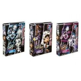 Monster High Ghouls Alive Dolls (6)
