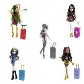Monster High Travel Dolls (6)