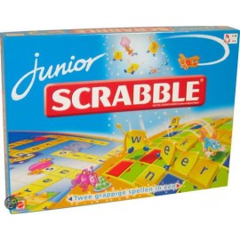 Scrabble Junior (Dutch)