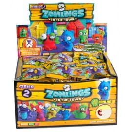 Zomlings Series 2 Flow Packs (50)