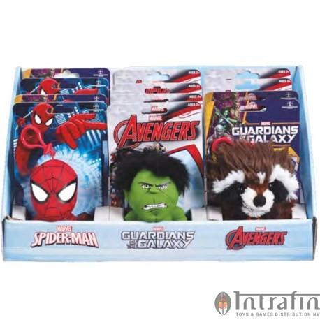 Marvel - Mini Talking Plush - 10cmAssortment (12)