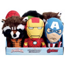 Marvel - Talking Plush - 20cm Assortment (6)