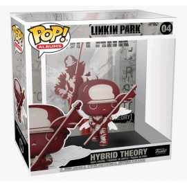 Albums: Linkin Park - Hybrid Theory