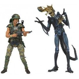 Aliens Hicks vs Blue Warrior asst(6)