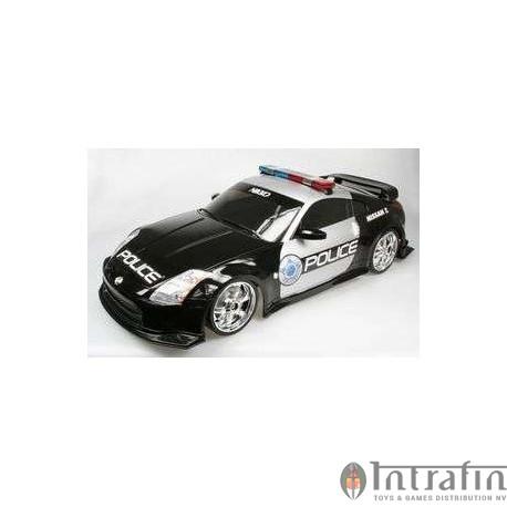 Police Nissan 350z