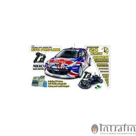 Peugeot 207 IRC Kronos UK