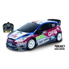 Ford Fiesta WRC Qatar