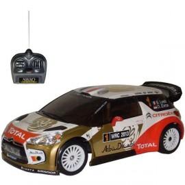 Citroen DS3 WRC Abu Dhabi