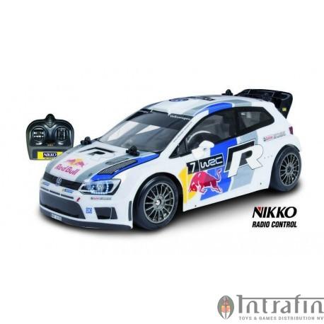 VW Polo WRC Red Bull