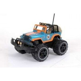 Off Road Jeep Wangler