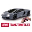 Transformers Decepticon Lockdown Street Car