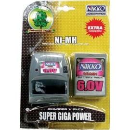 Battery 6.0v Giga Pack & Charger