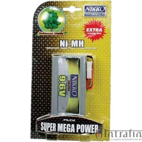 Battery 9.6v Mega Pack