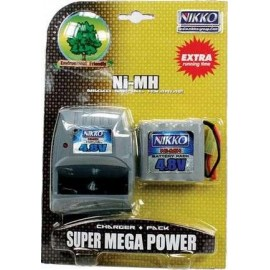 Battery 4.8v Mega Pack & Charger