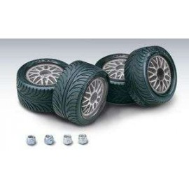Radial Tyre Set Silver