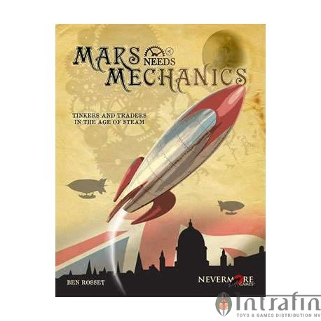 Mars Needs Mechanics