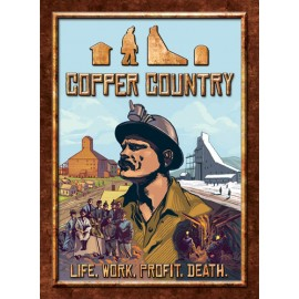 Copper Country (Boxed Board Game)