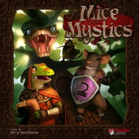 Mice & Mystics Downwood Tales