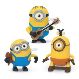 MINIONS - WIND UP ACTION FIGURES
