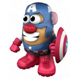Mr Potato Head Captain America 15cm