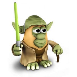 Mr Potato Head Yoda 15cm