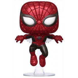 Marvel:593 Marvel 80th -First Appearance Spider-Man (Metallic) (EXC)