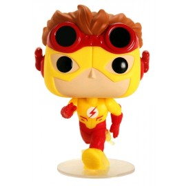Heroes:Young Justice -Kid Flash w/Chase (EXC)