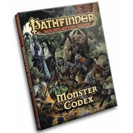 Pathfinder RPG Monster Codex