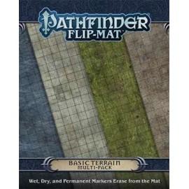 Pathfinder Flip-Mat Basic Terrain MultiPack