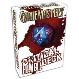 GameMastery Critical Fumble Deck