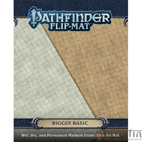 GameMastery Flip-Mat Bigger Basic
