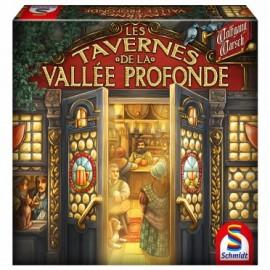 Les Tavernes dans la Vallée profonde- jeux de plateau-FR